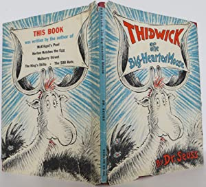 Thidwick the Big-Hearted Moose: Seuss, Dr.