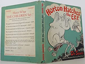 Horton Hatches the Egg: Seuss, Dr., LeSieg,