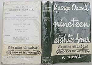 Nineteen Eighty-Four: Orwell, George