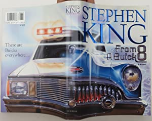 From a Buick 8, Large Print Edition: Stephen King