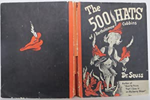 The 500 Hats of Bartholomew Cubbins: Seuss, Dr., LeSieg,