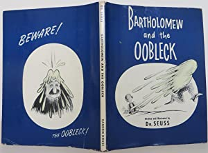 Bartholomew and the Oobleck: Seuss, Dr., LeSieg,