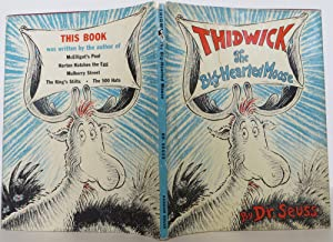 Thidwick and the Big-Hearted Moose: Seuss, Dr., LeSieg,
