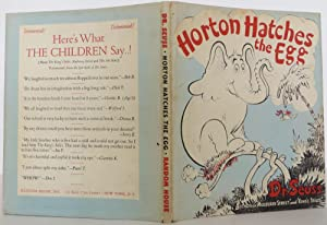 Horton Hatches the Egg: Seuss, Dr., LeSieg,