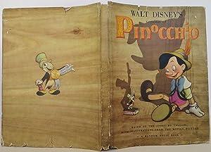 Walt Disney's Version of Pinocchio: Disney, Walt, Collodi