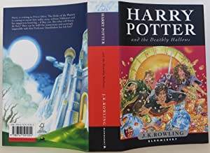Harry Potter And the Deathly Hallows (Book: J. K. ROWLING