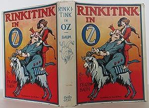Rinkitink of Oz: Baum, L. Frank