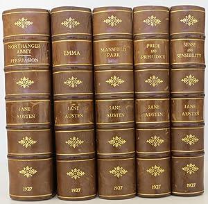 The Works of Jane Austen (Pride and: Austen, Jane