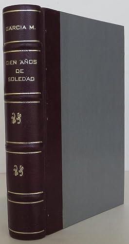 Cien Anos de Soledad: Garcia Marquez, Gabriel