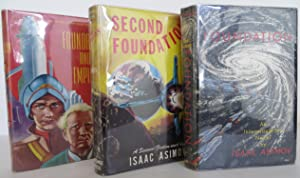The Foundation Trilogy -- Foundation, Foundation and: Asimov, Isaac