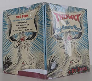 Thidwick the Big-Hearted Moose: Seuss, Dr., LeSieg,