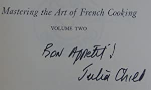 Mastering the Art of French Cooking Volume: Child, Julia