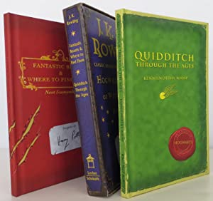 Quidditch Through the Ages; Fantastic Beasts &: Rowling, J. K.