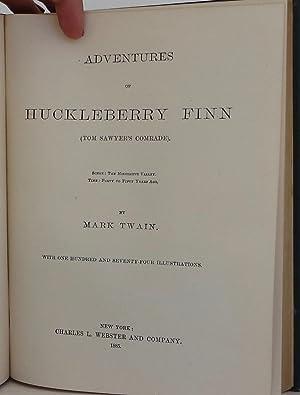 Huckleberry Finn: Twain, Mark