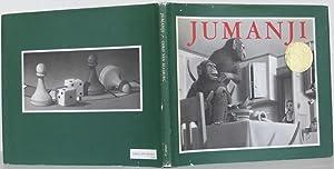 Jumanji: Allsburg, Chris Van