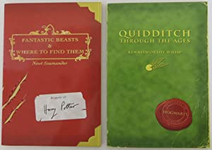 Fantastic Beasts and Quidditch: Rowling, J. K.
