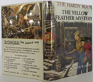 The Hardy Boys: The Yellow Feather Mystery