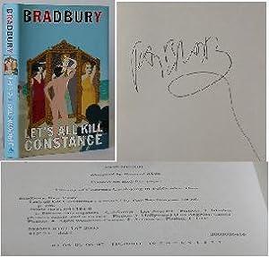 Let's All Kill Constance: A Novel: Bradbury, Ray