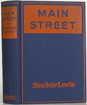 Main Street: Lewis, Sinclair
