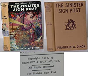 The Hardy Boys: The Sinister Sign Post: Dixon, Franklin