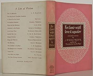 For Esme, With Love and Squalor: Salinger, J. D,