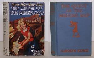 Nancy Drew Mystery Stories: The Quest of: Keene, Carolyn