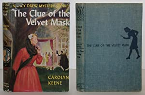 Nancy Drew Mystery Stories: The Clue of the Velvet Mask: Keene, Carolyn