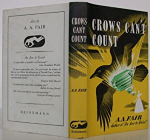 Crows Can't Count: Gardner, Erle Stanley