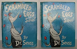 Scrambled Eggs Super!: Seuss, Dr.