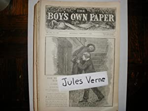 THE BOY'S OWN PAPER (Jules Verne)