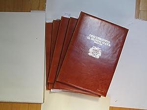 7 volumes)TONALAMATL DE LOS POCHTECAS.ALBUM MEXICANO.AN DESCUBRIENDO EL MUNDO MAYA SIGLO XIX.MAPA Y...