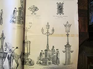ILLUSTRATED CATALOGUE OF PLAIN AND ORNAMENTAL DRINKING FOUNTAINS