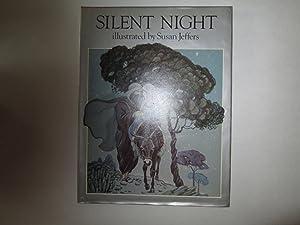 SILENT NIGHT (inscribed): Mohr, Joseph (verses),