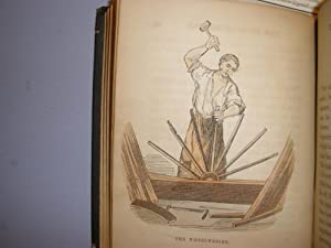 THE BOOK OF TRADES AND PROFESSIONS OR FAMILIAR OBJECTS DESCRIBED