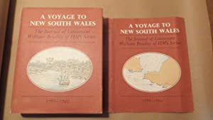 A VOYAGE TO NEW SOUTH WALES THE: WILLIAM BRADLEY