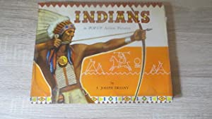 INDIANS IN POP-UP ACTION PICTURES: JOSEPH DREANY