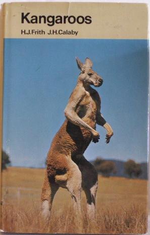 Kangaroos: Frith, H.J. And
