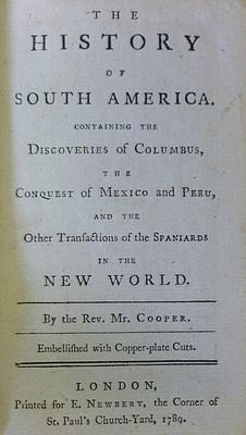 The history of North America. Containing a review of the customs and manners of the original ...