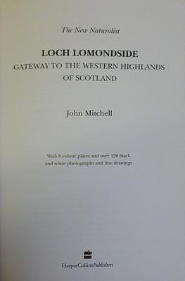 Loch Lomondside: Mitchell, John