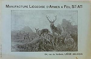 Catalogue: MANUFACTURE LIEGEOISE D'ARMES