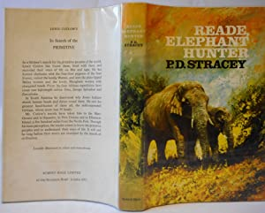 Reade Elephant Hunter: STRACEY P.D.