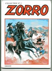 ZORRO. Les otages. Collection N°3