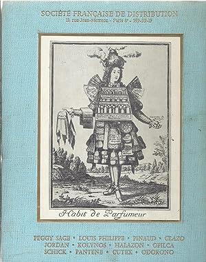 Guide de la parfumerie 1969 - 1970. 11e édition - 22e année: HIEBLOT Ch.