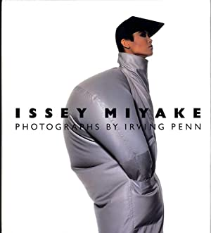Issey Miyake Photographies de Irving Penn