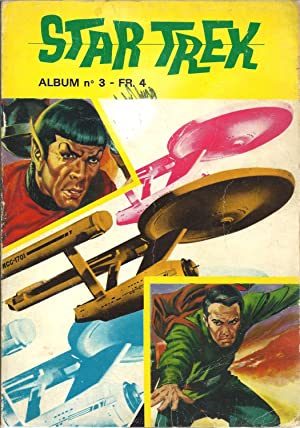 Star Trek. Album n° 3.