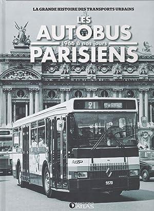 Les autobus parisiens. 1966 à nos jours.: Clive Lamming