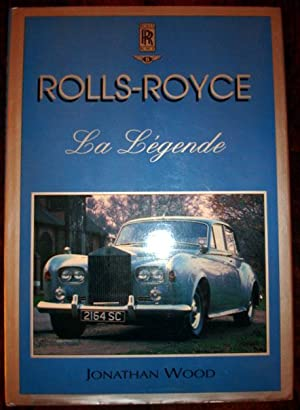ROLLS-ROYCE, LA LEGENDE