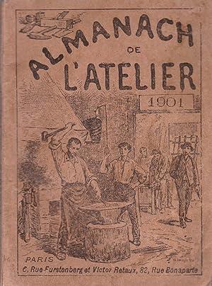 Almanach de l'Atelier pour l'année 1901