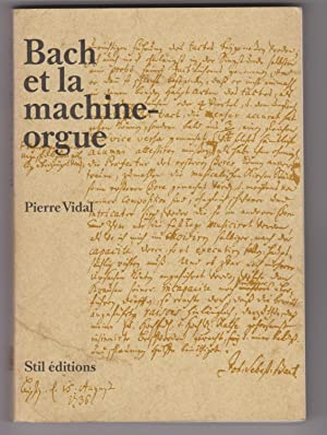 Bach et la machine orgue