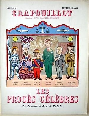 LE CRAPOUILLOT N° 26. 1954. Edition originale.: Galtier-Boissière Jean et